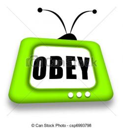 Obey clipart loyalty