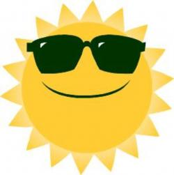 Cool clipart sunshine