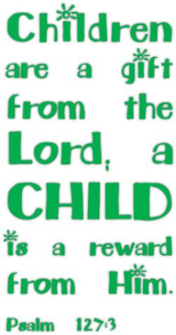 Scripture clipart childrens bible