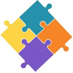 Puzzle clipart collaborative learning