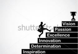 Inspirational clipart determination