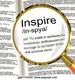 Inspiring clipart inspirational