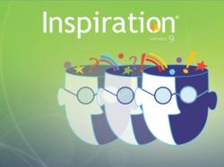Inspiring clipart group thinking