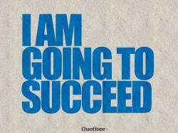 Motivational clipart success