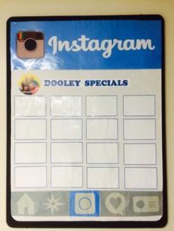 Instagramm clipart bulletin board