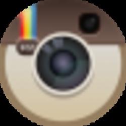 Instagramm clipart icon