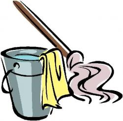 Interior Designs clipart cleaning bucket