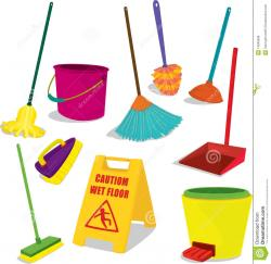 Interior Designs clipart cleaning material