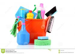 Interior Designs clipart cleaning supply
