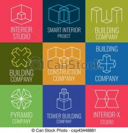 Structure clipart company building