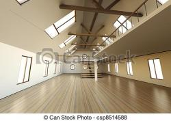 Interior Designs clipart empty house