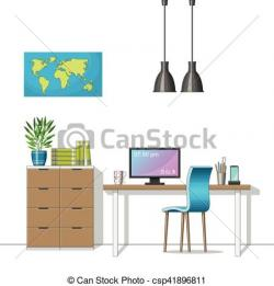 Interior Designs clipart equipment
