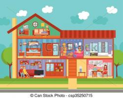 Interior Designs clipart home interior