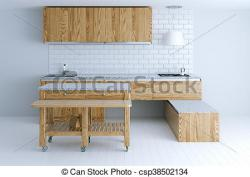 Interior Designs clipart wooden furniture
