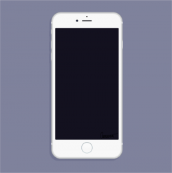Phone clipart iphone 6