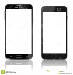 Samsung Galaxy clipart samsung smartphone