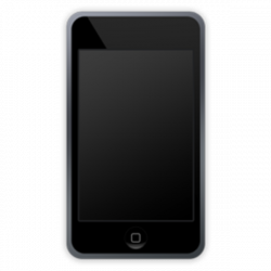 Iphone clipart ipod touch
