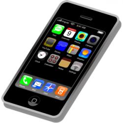 Ipod clipart smartphone