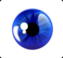 Lens clipart iris