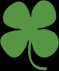 Ireland clipart shamrock