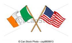 Ireland clipart american