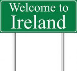 Ireland clipart dublin