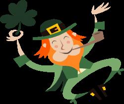 Guinness clipart leprechaun