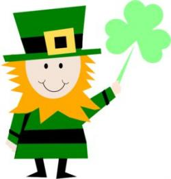 Irish clipart picture person