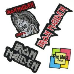 Iron Maiden clipart metal rock