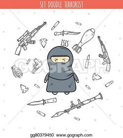 Isis clipart drawing