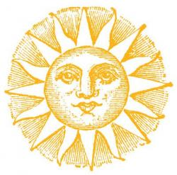 Isis clipart mexican sun