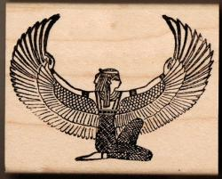 Isis clipart winged