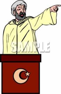 Islam clipart imam