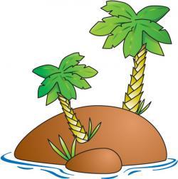 Island clipart