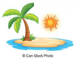In The Desert clipart beach