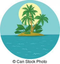 Islet clipart