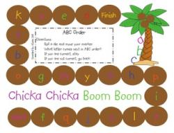 Islet clipart chicka chicka boom boom