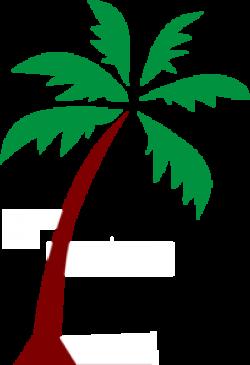 Island clipart pohon