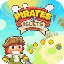 Islet clipart treasure chest