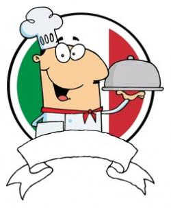 Hotel clipart italian food