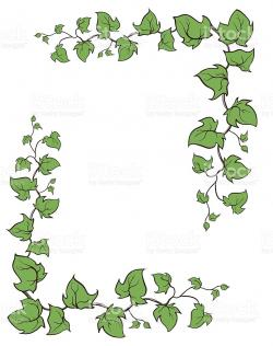 Drawn ivy clipart