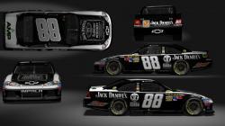 Jack Daniels clipart racing