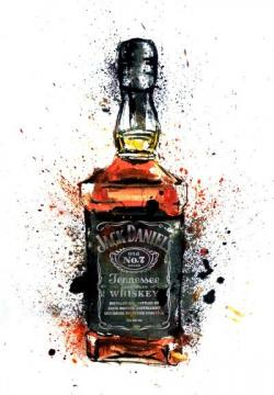 Jack Daniels clipart sponsored