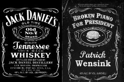 Jack Daniels clipart tennessee