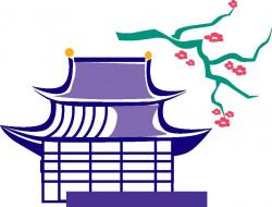 Hut clipart japanese