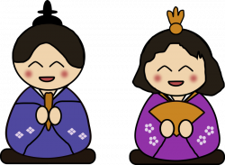 Geisha clipart japanese child