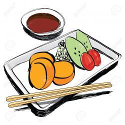 Japanese Food clipart japan food