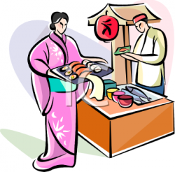 Japanese Food clipart alibi