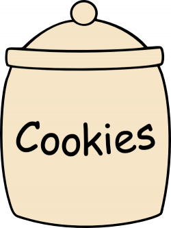 Container clipart cookie jar