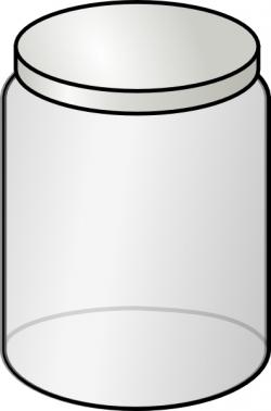 Jar clipart glass jar